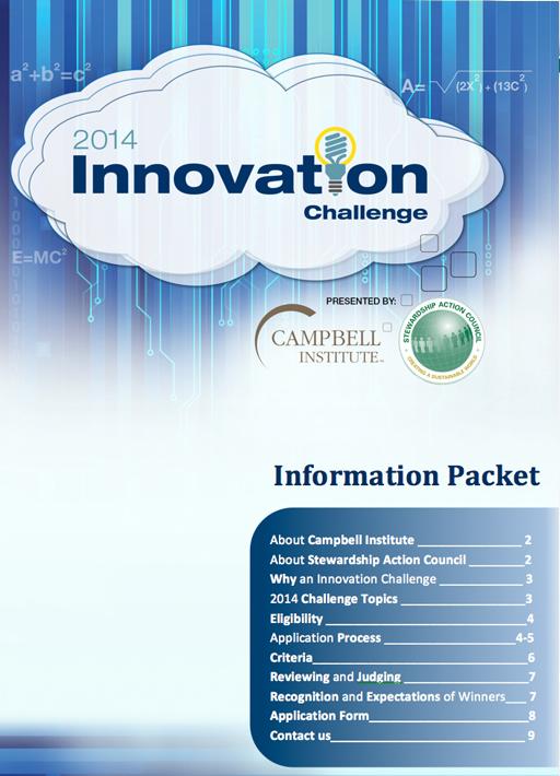 National Safety Council Innovation Identity